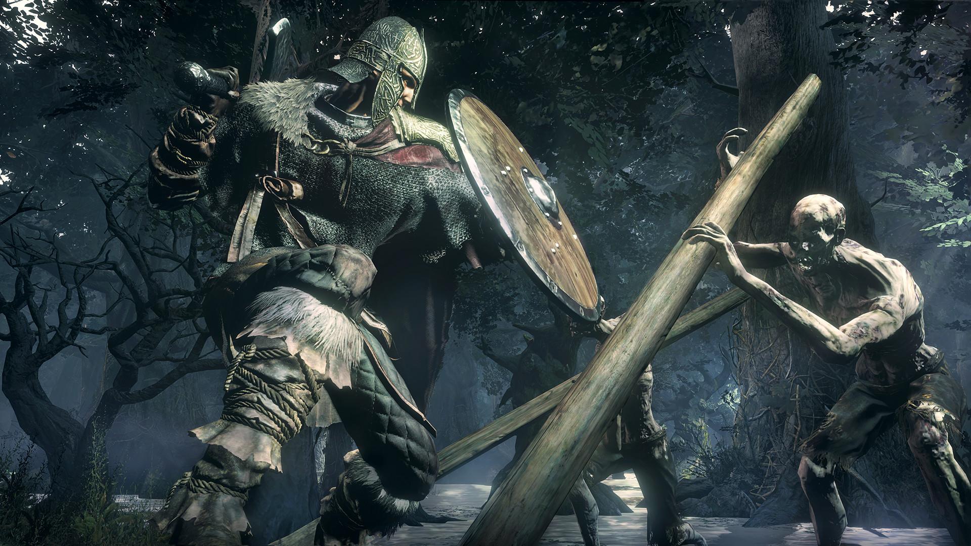 Dark Souls 3 (RUS/ENG/MULTI12) [Repack]
