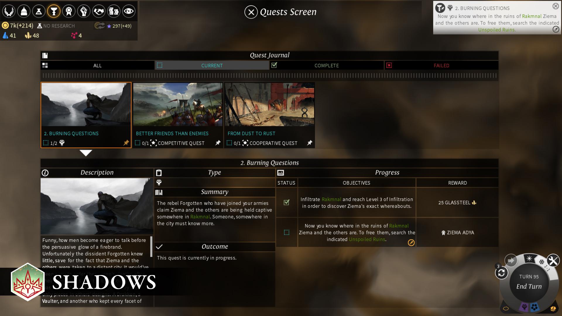 Endless Legend - Shadows screenshot