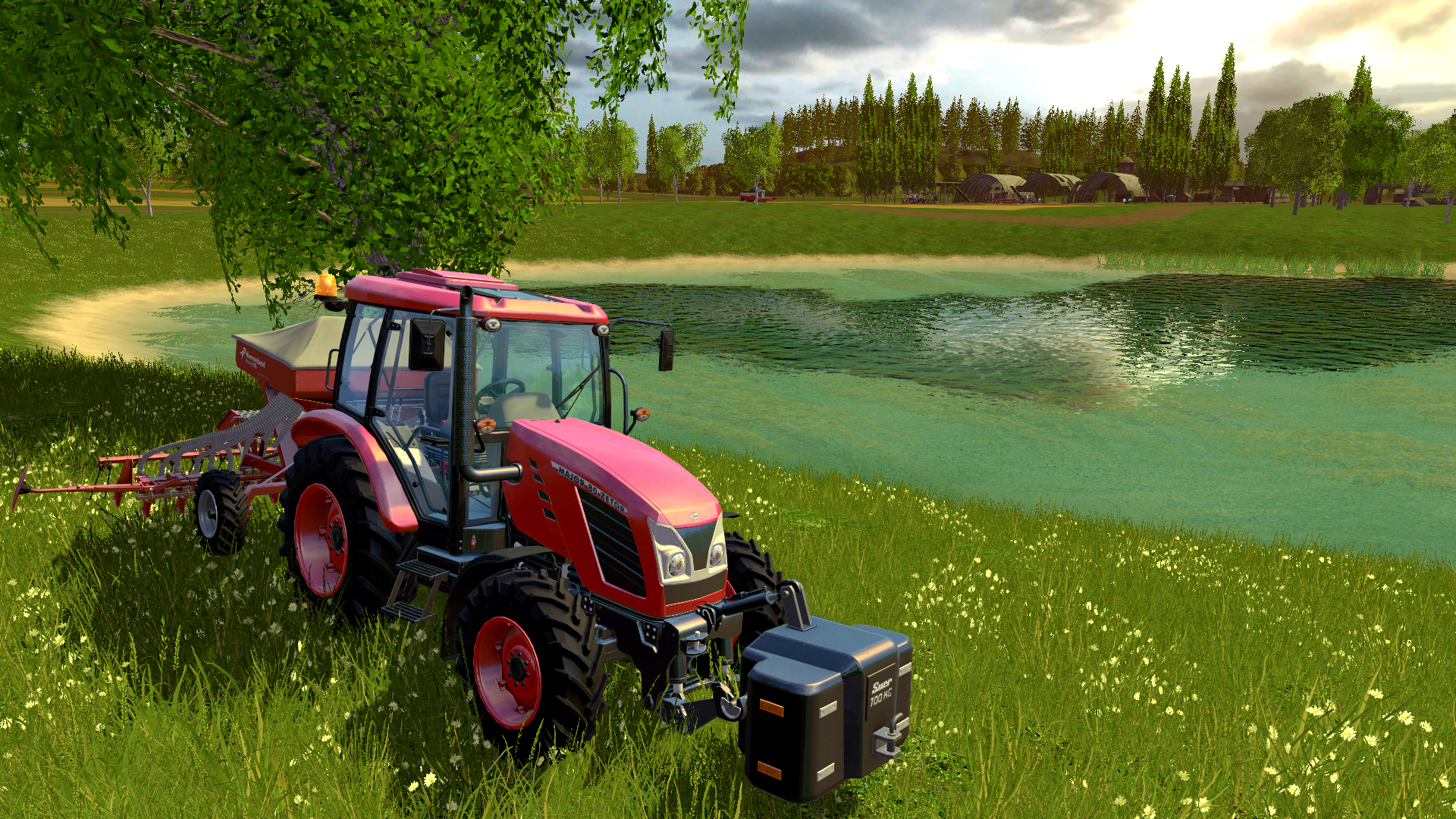 Farming Simulator 15 - Official Expansion (GOLD) screenshot