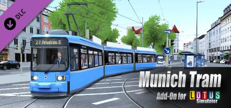 LOTUS-Simulator: München Tram