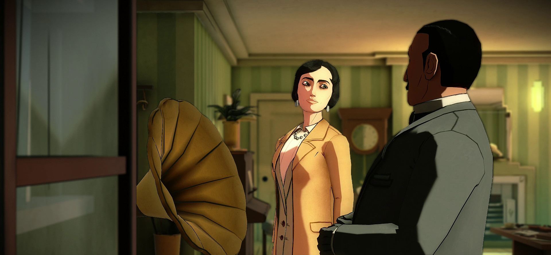 Agatha Christie - The ABC Murders screenshot