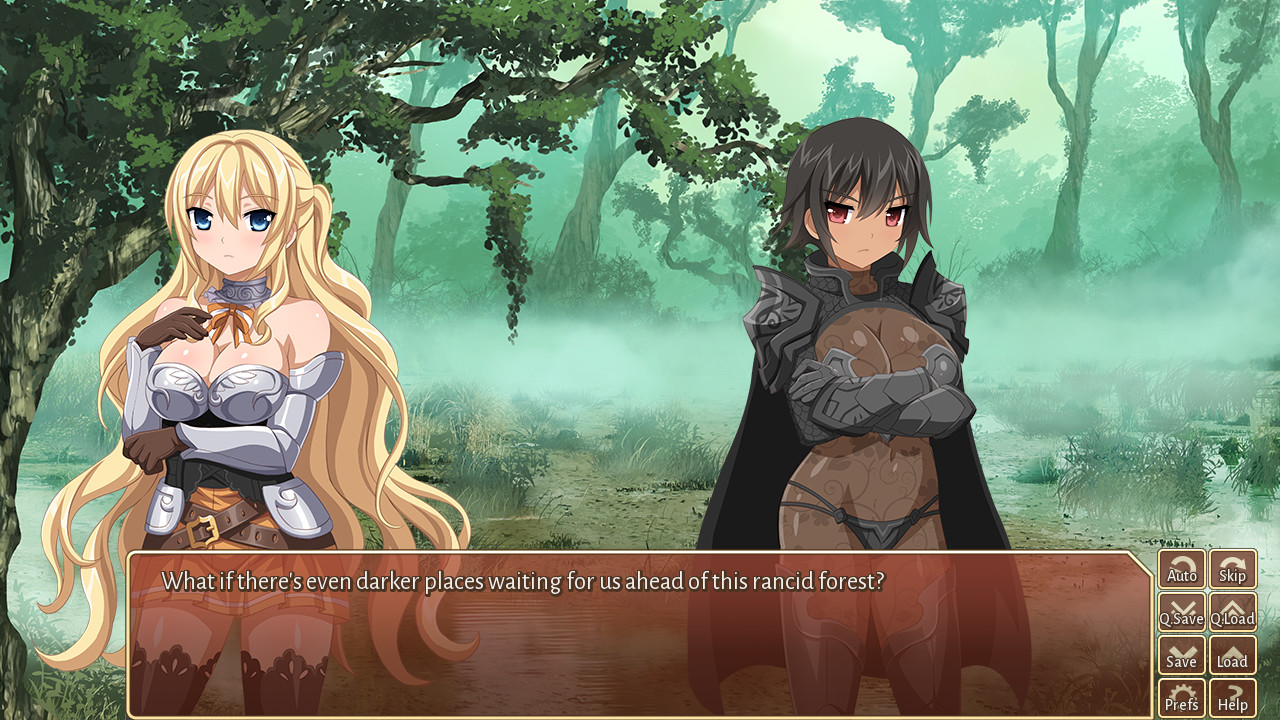Sakura Fantasy screenshot