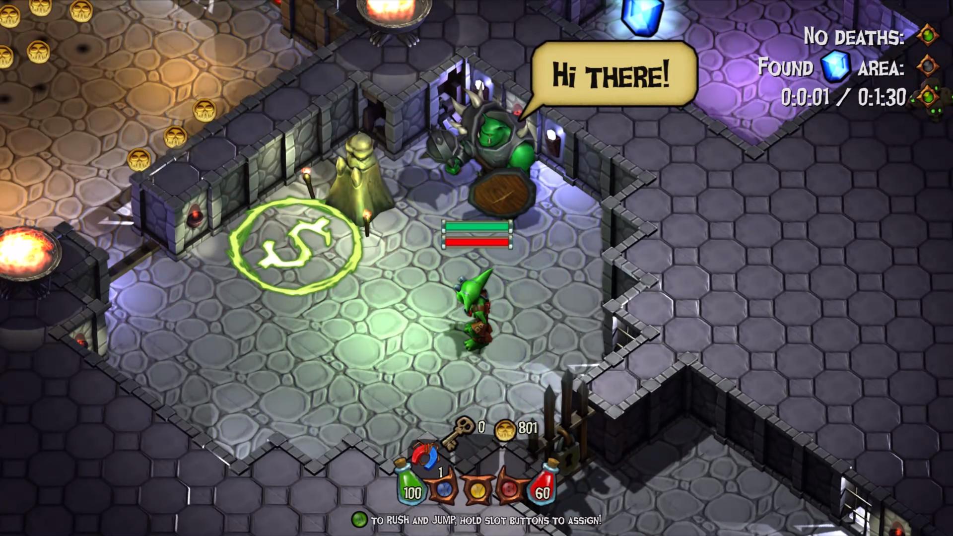 Goblin Quest: Escape! screenshot