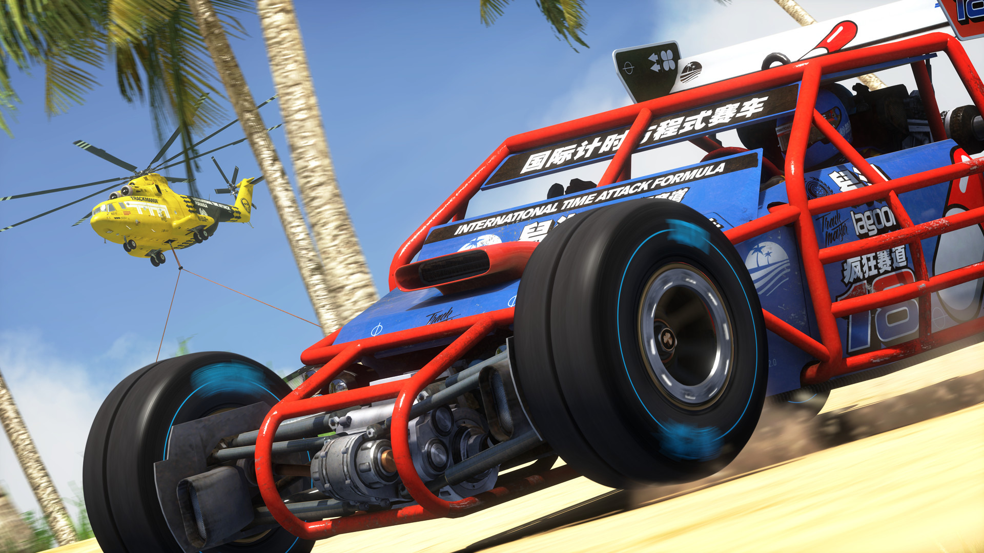 Trackmania Turbo Repack
