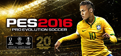 Pro Evolution Soccer 2016 (PC) Crack+Narração PT-BR - RELOADED