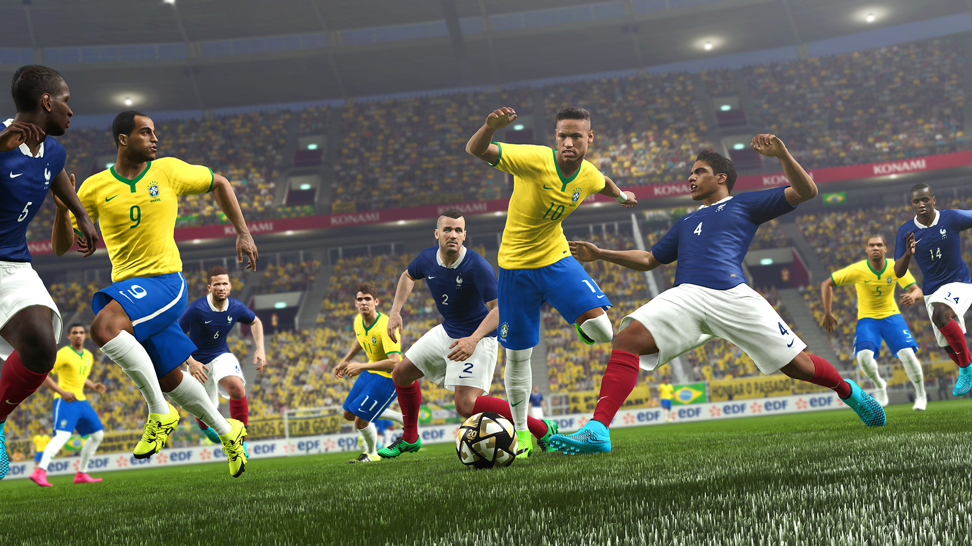 Pro Evolution Soccer 2016 (2015) PC | Steam-Rip от R.G. Steamgames