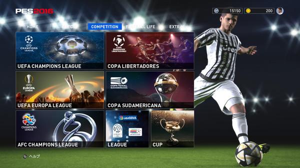 Pro Evolution Soccer 2016 V1.02 Reloaded Download