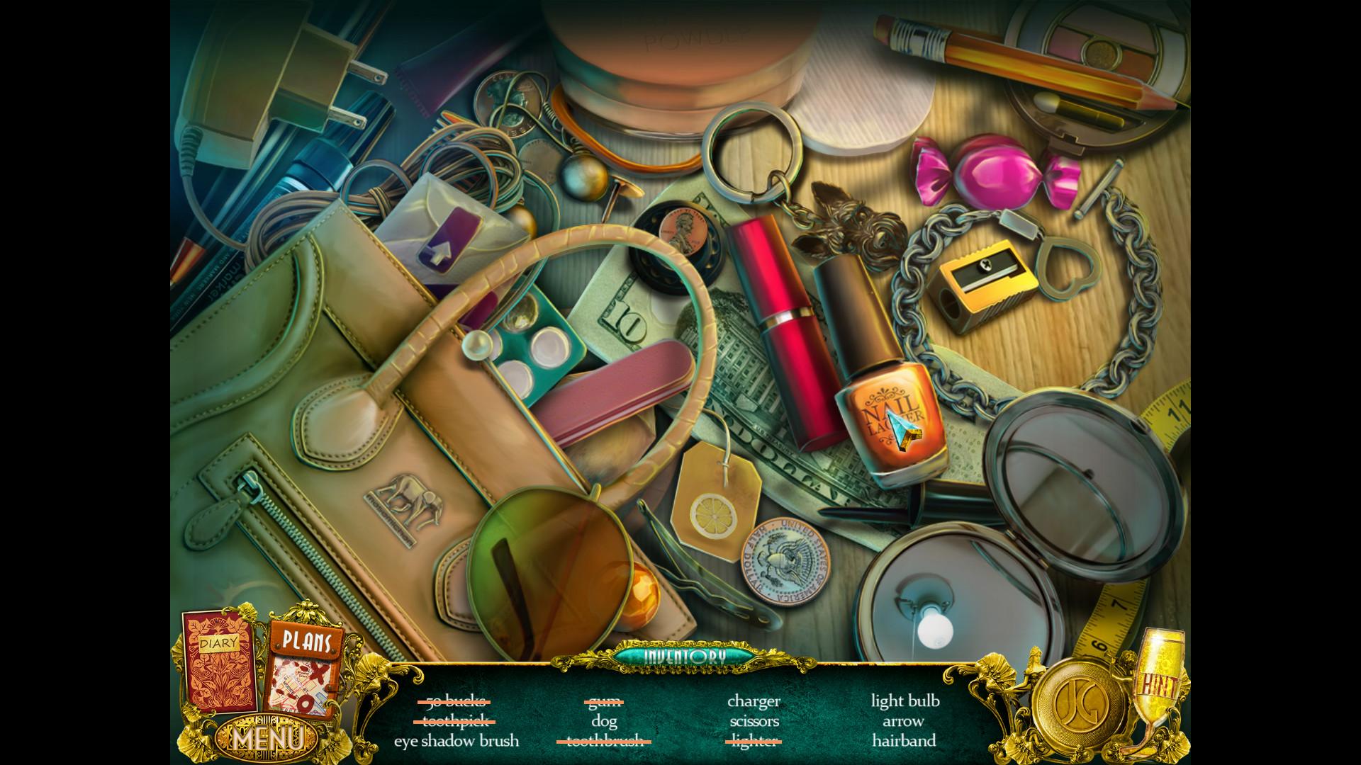The Great Gatsby: Secret Treasure screenshot