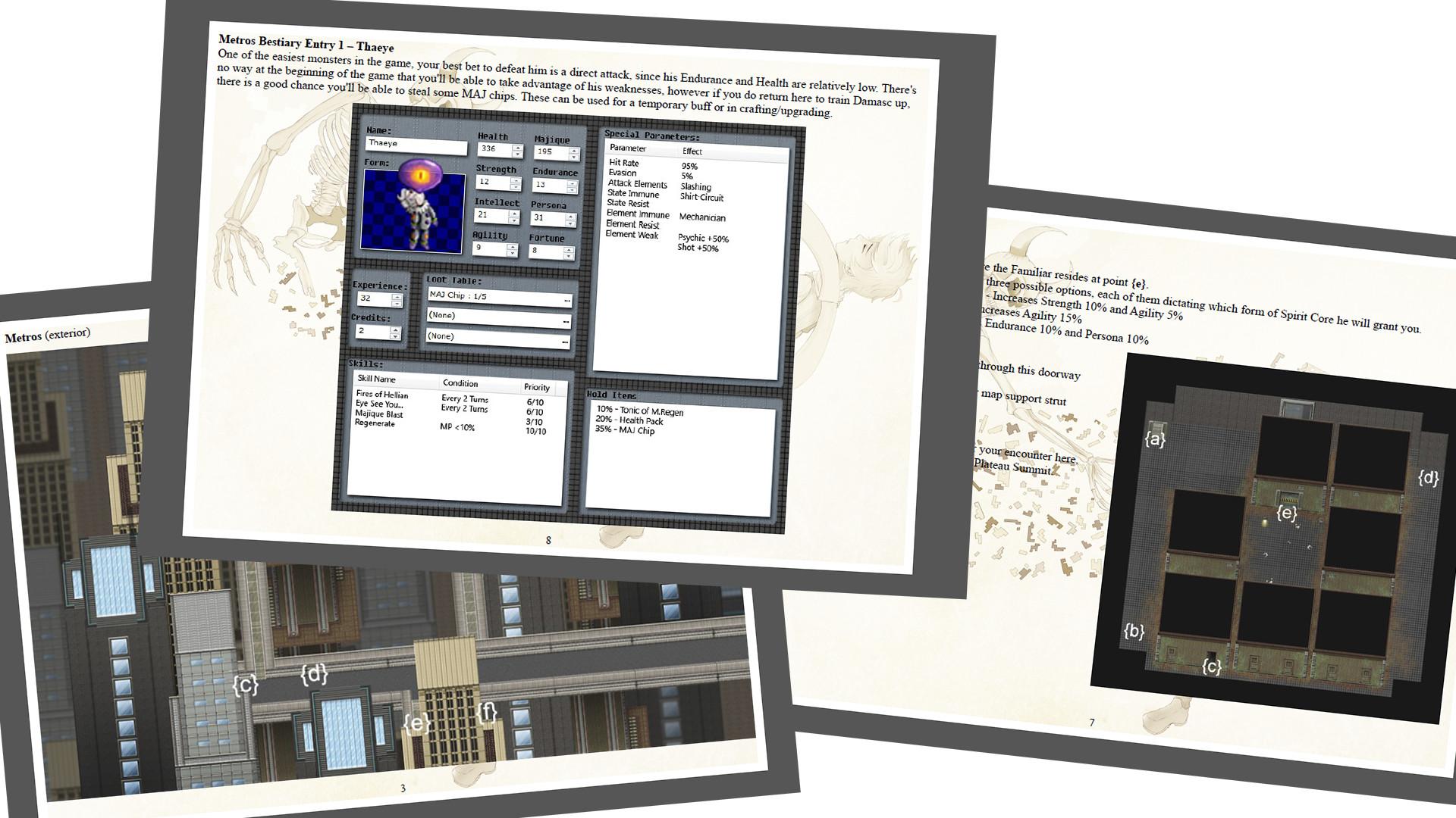 Reboot Game Guides and Art Book screenshot