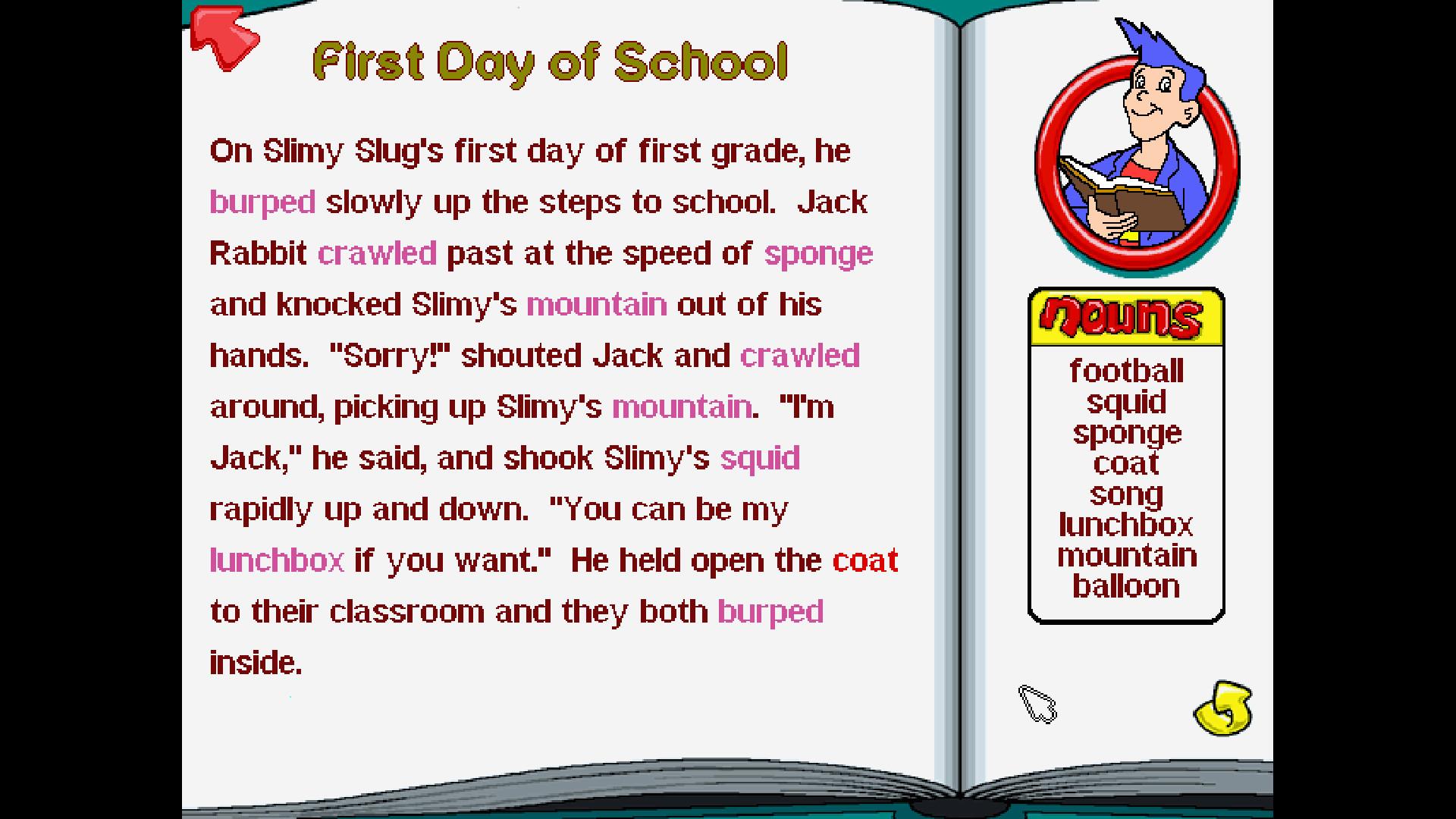 Big Thinkers 1st Grade screenshot