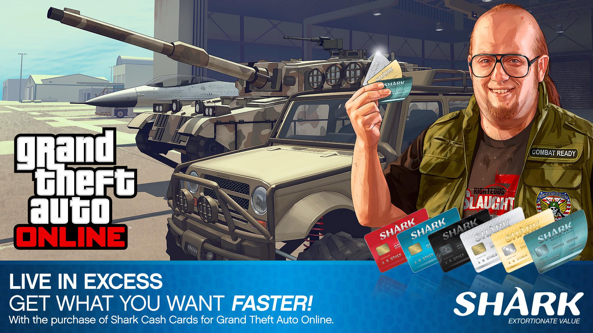 платежные карты GTA online art