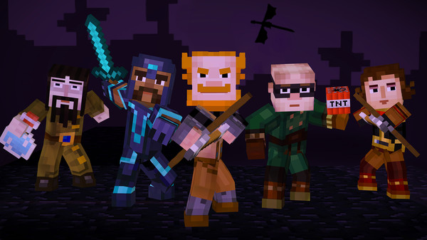 Minecraft Story Mode Episode 5 PC Reloaded