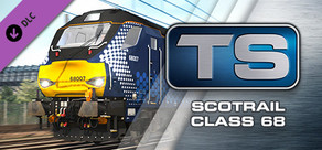 Train Simulator: ScotRail Class 68 Loco Add-on