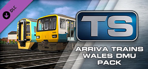 Train Simulator: Arriva Trains Wales DMU Pack Add-On