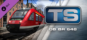 Train Simulator: DB BR 648 Loco Add-On
