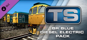 Train Simulator: BR Blue Diesel Electric Pack Loco Add-On
