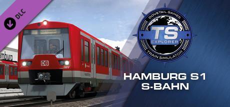 Cheap Train Simulator: Hamburg S1 S-Bahn Route Add-On steam key
