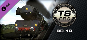 Train Simulator: DB BR 10 Steam Loco Add-On