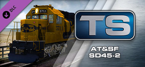 Train Simulator: AT&SF SD45-2 Loco Add-On