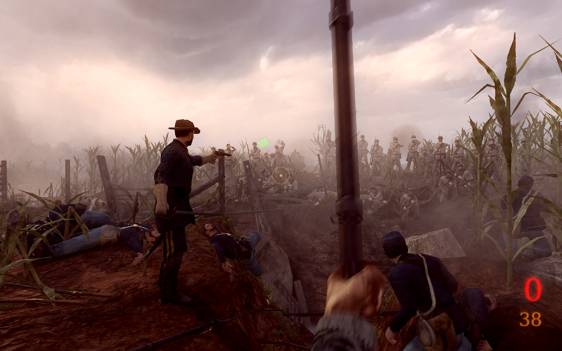 Darkest of Days screenshot