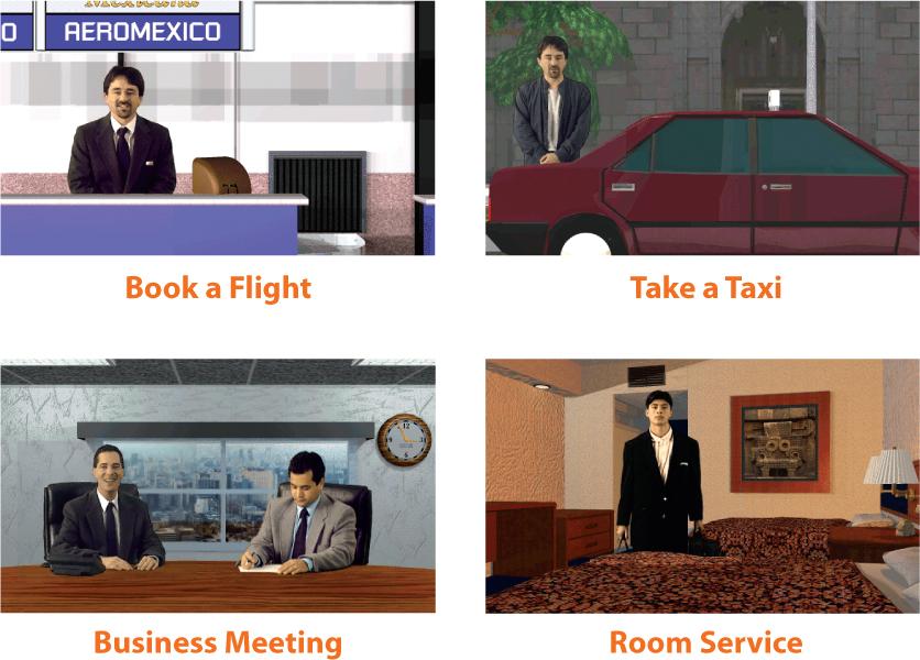 Easy Spanish Platinum screenshot