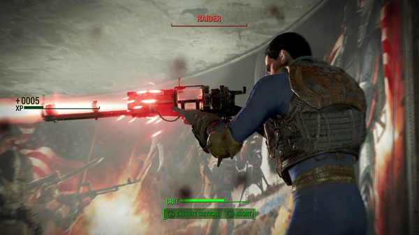 Fallout 4 v1.0-v1.8.7 Plus 20 Trainer-FLiNG
