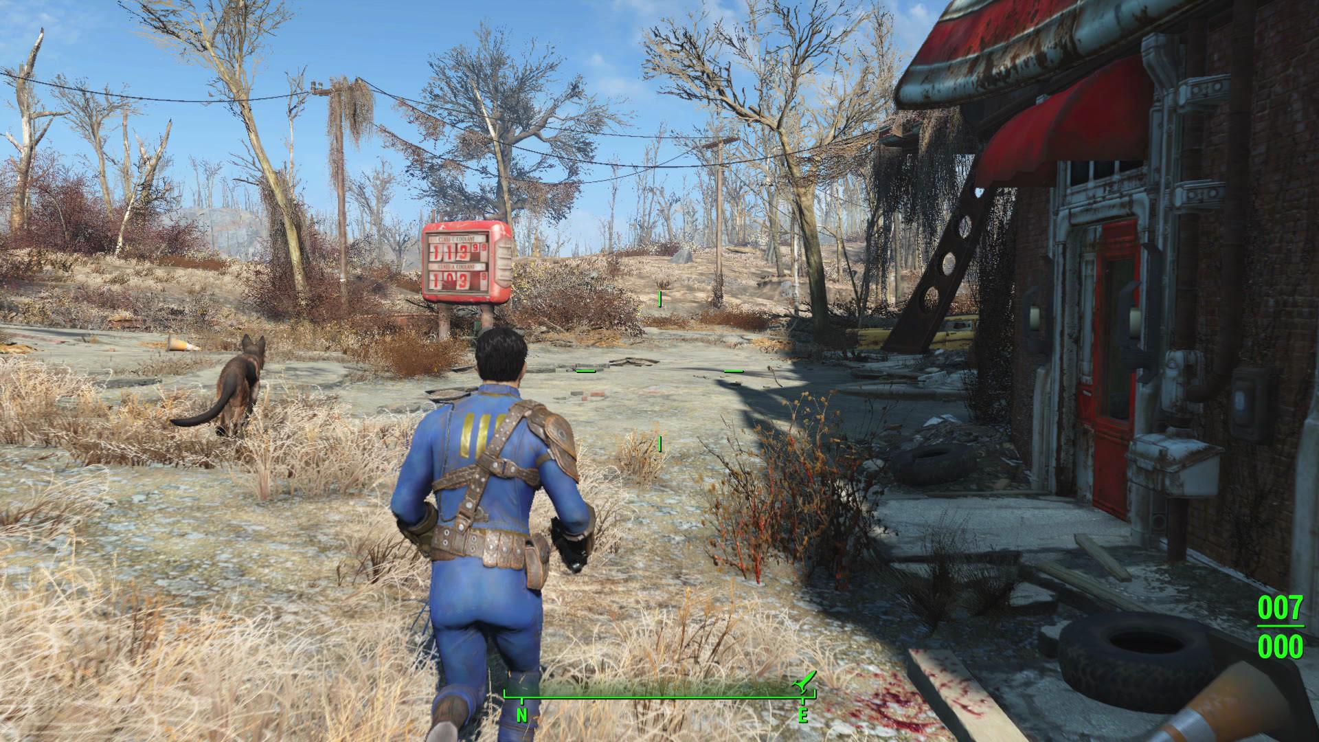 Fallout 4 | Упадок 4 | Выброс 4