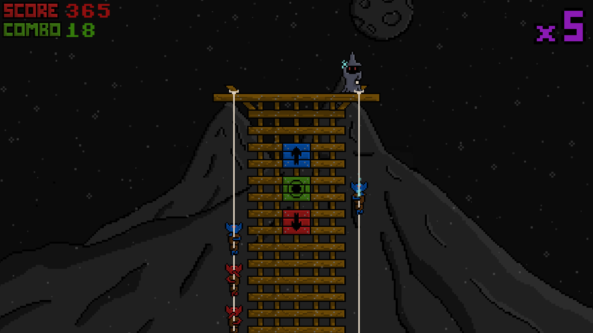 The Tower Of Elements screenshot