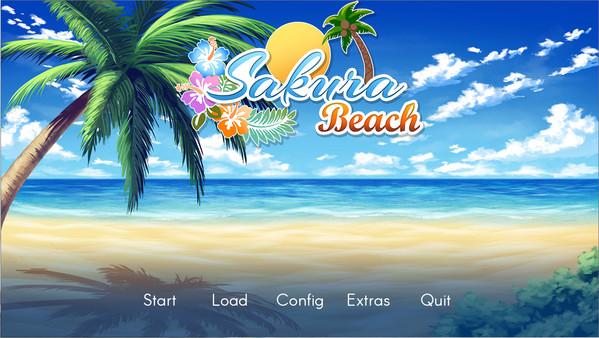 Sakura Beach For Pc Download - Game Screenshot