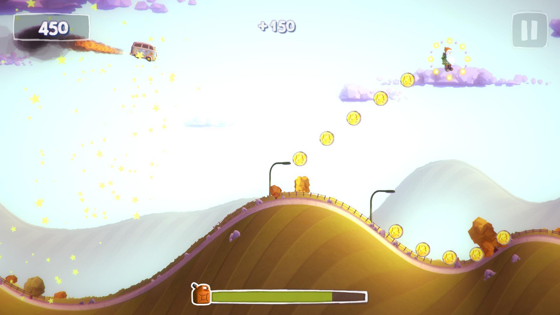 Sunny Hillride screenshot