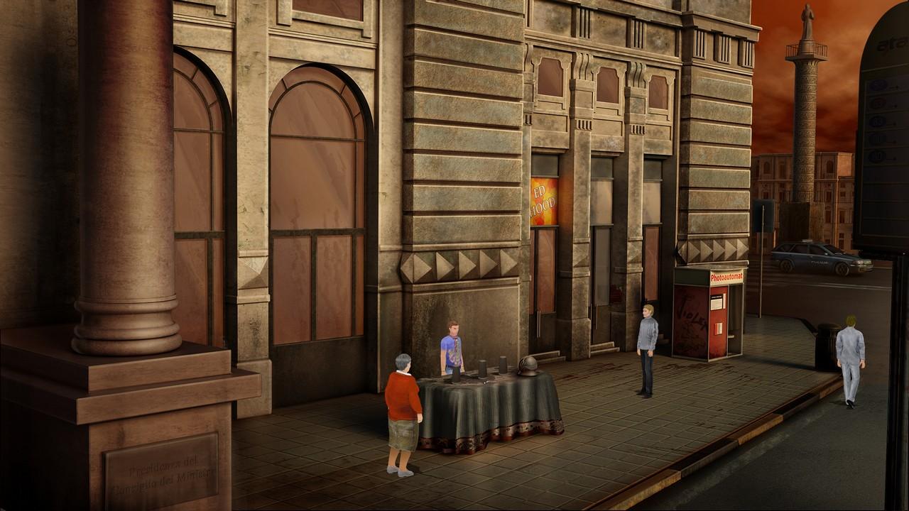 Shadows on the Vatican Act II: Wrath screenshot