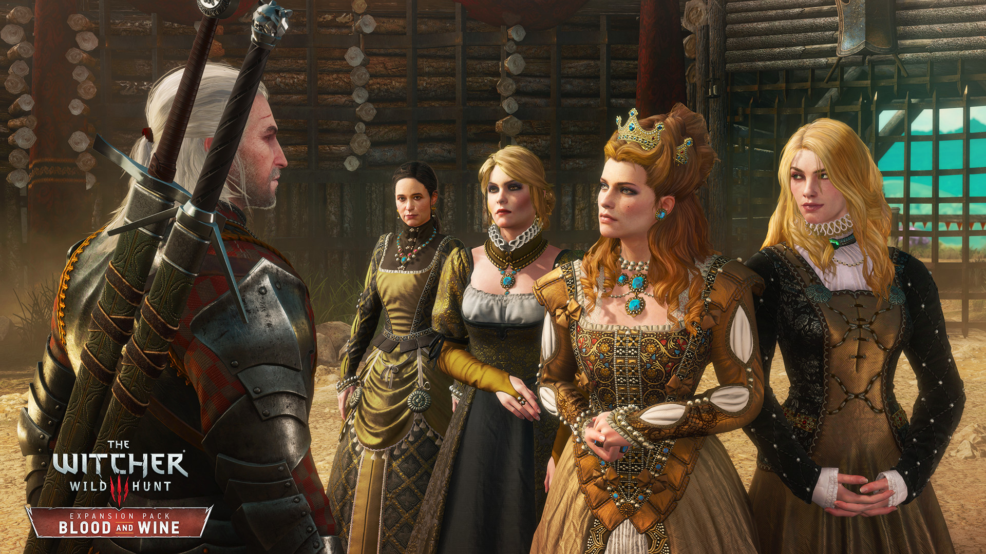 The Witcher 3: Wild Hunt - Blood and Wine screenshot