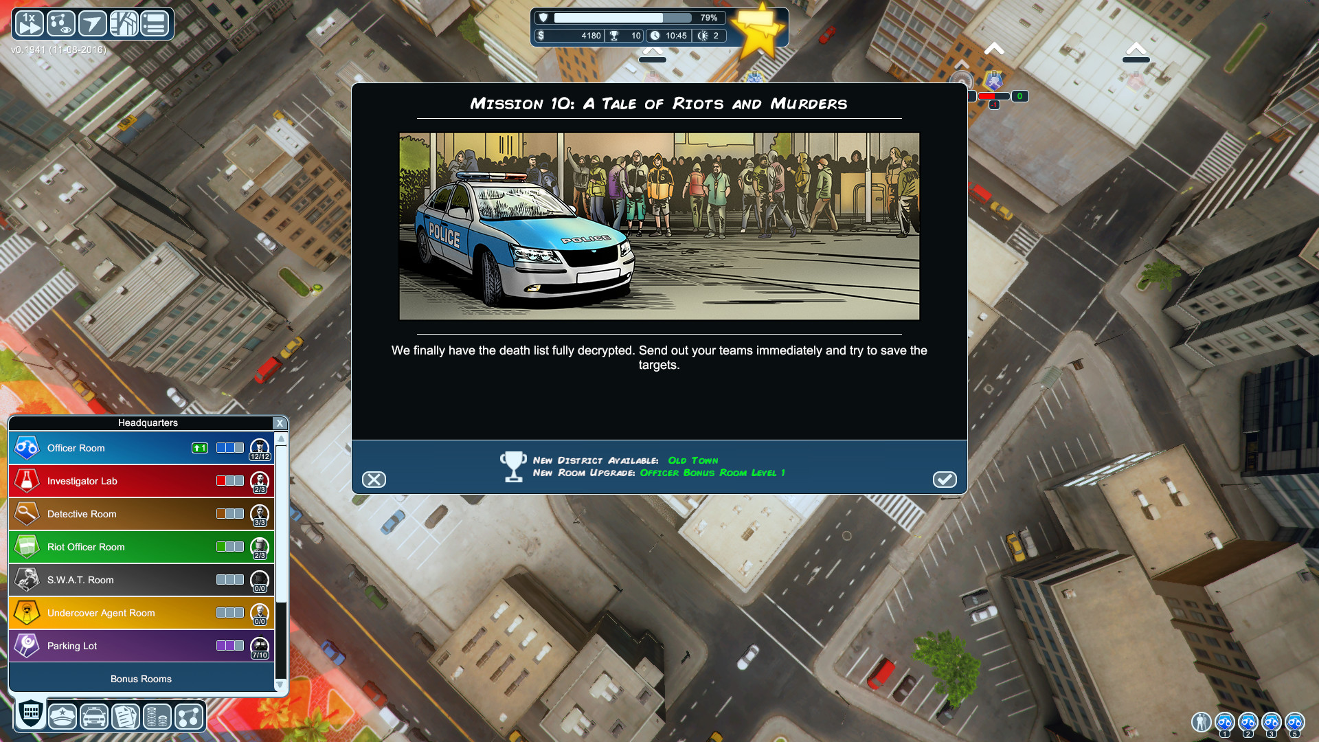 Police Tactics: Imperio Screenshot 3