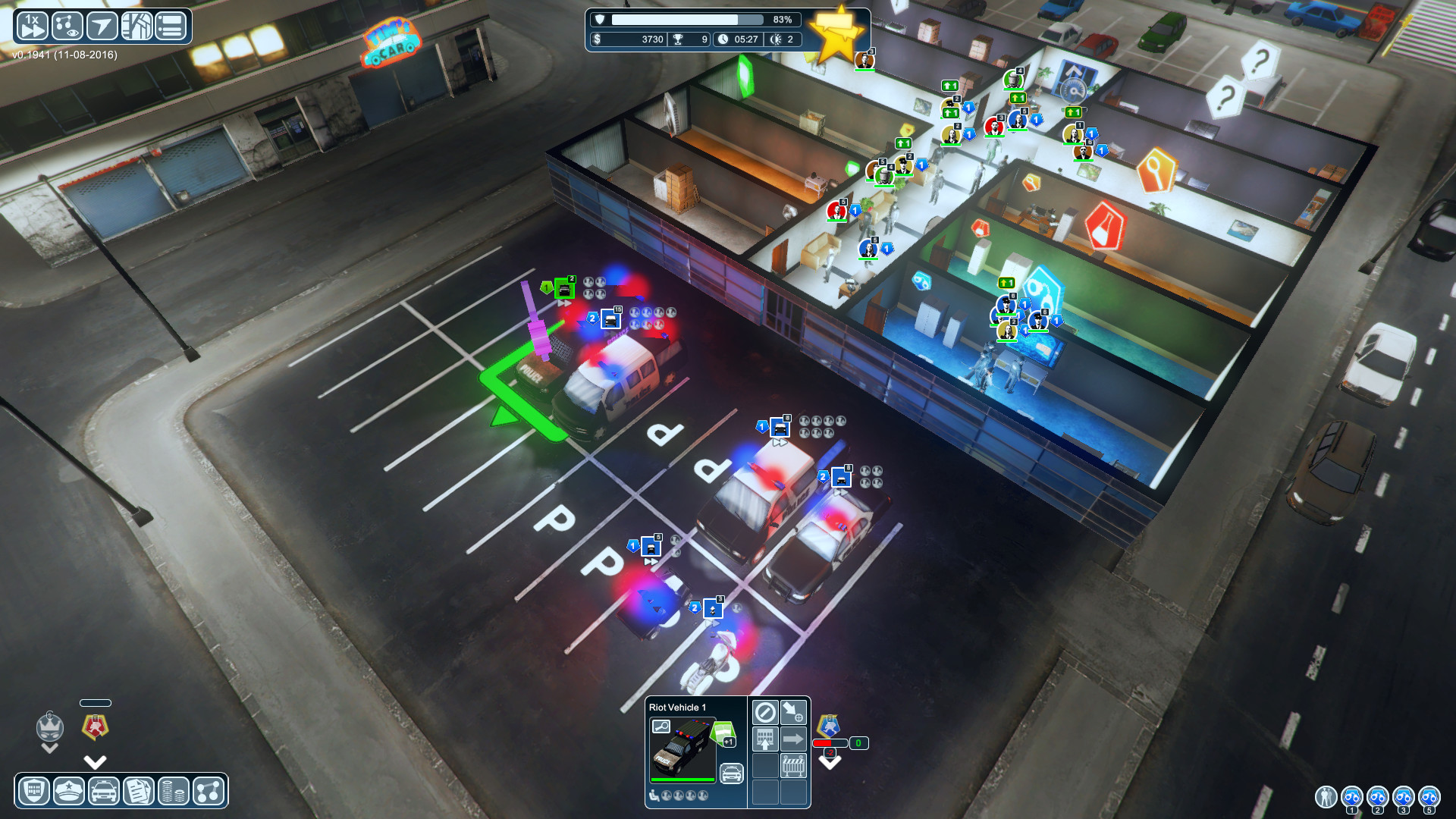 Police Tactics: Imperio Screenshot 1