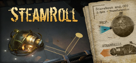 Resultat d'imatges de steamroll