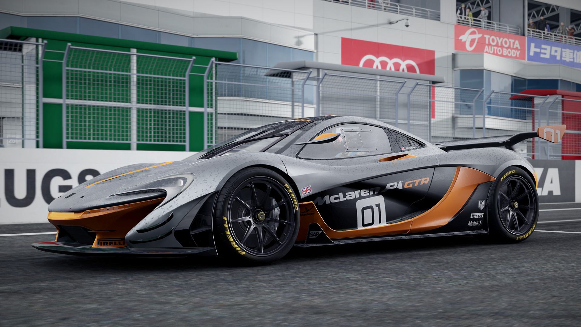 Project CARS 2 [RePack] [2017 Rus Eng]
