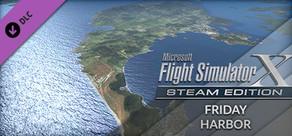 FSX: Steam Edition - Friday Harbor (KFHR) Add-On