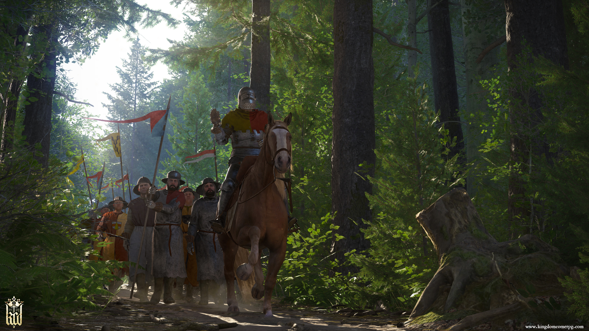 Kingdom Come: Deliverance [RePack] [2018|Rus|Eng]