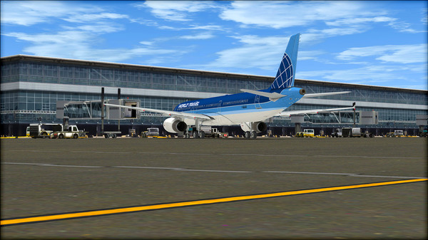 airports for flight simulator x