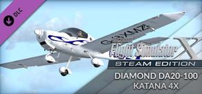 FSX: Steam Edition - Diamond DA20-100 Katana 4X Add-On