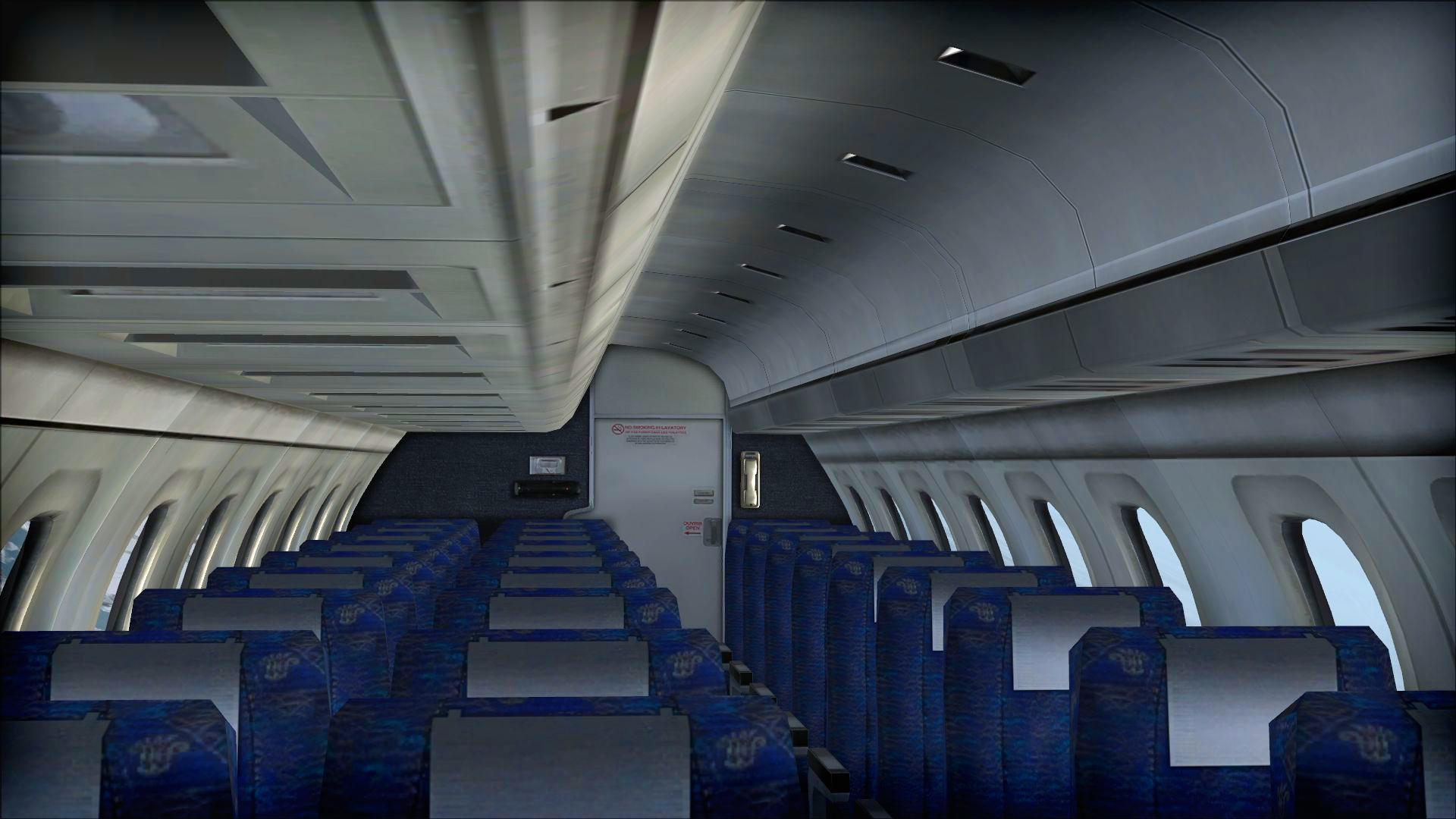 FSX: Steam Edition - Embraer ERJ 135LR & 145XR Add-On screenshot