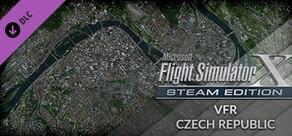 FSX: Steam Edition - VFR Czech Republic Add-On