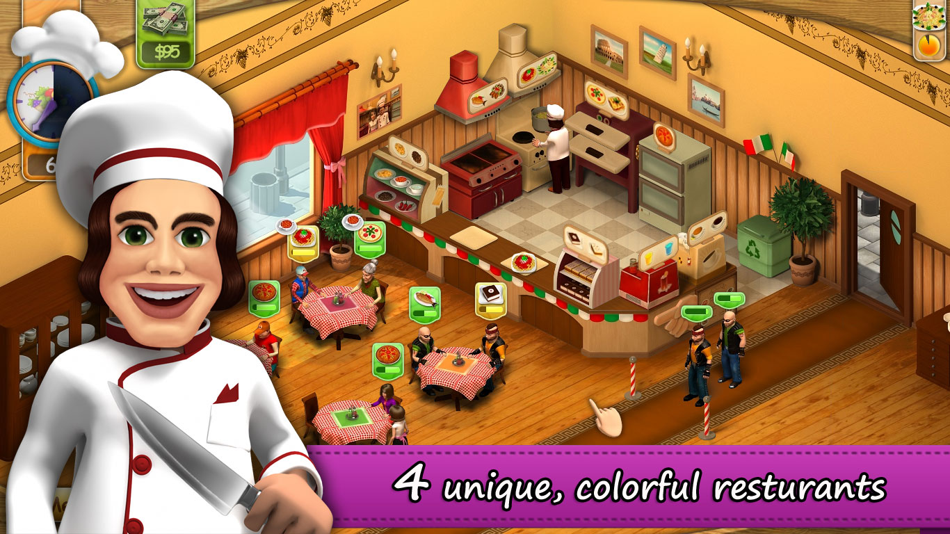 Diner Mania screenshot