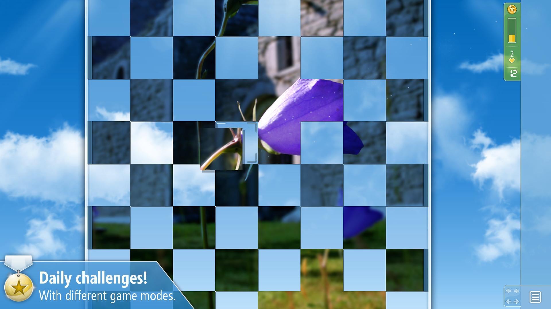 Animated Puzzles screenshot