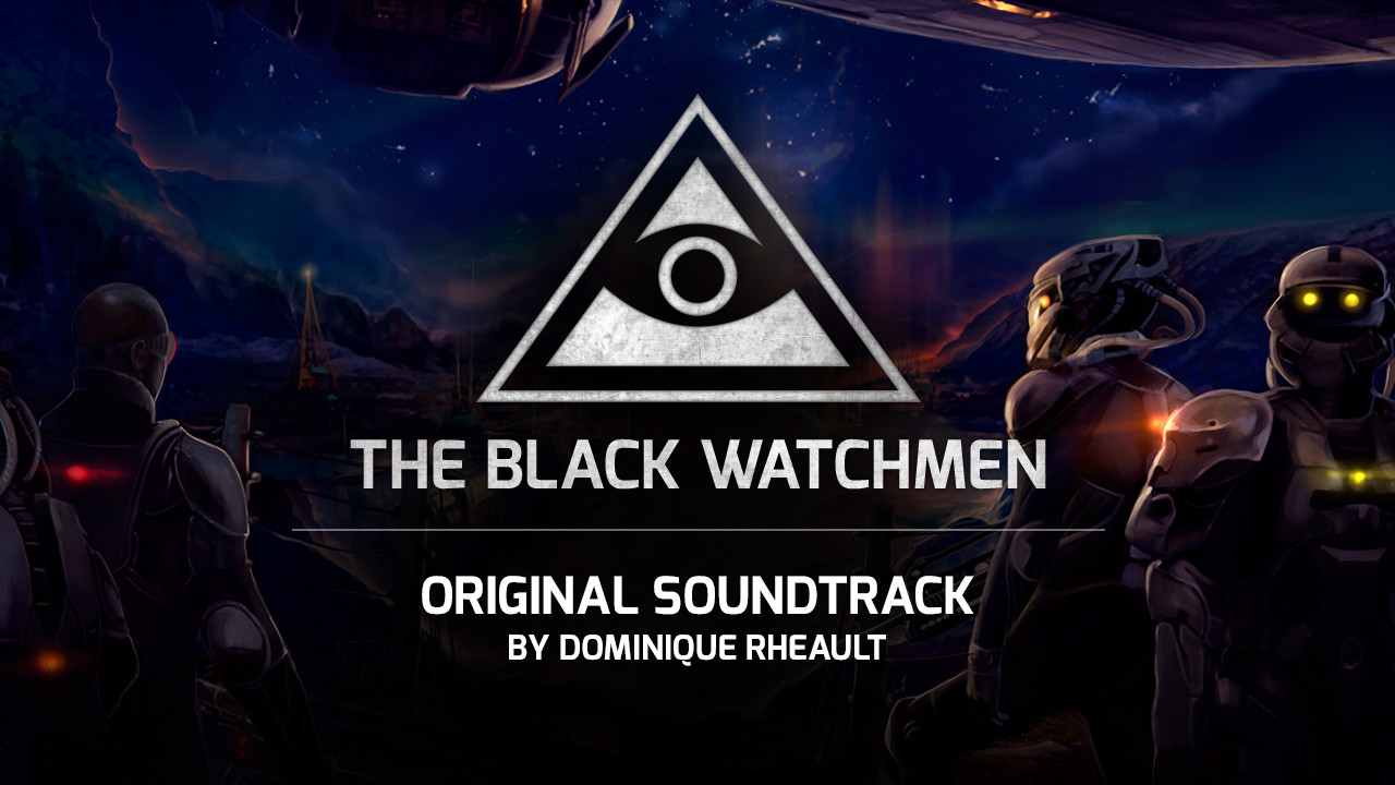 The Black Watchmen - Original Soundtrack screenshot