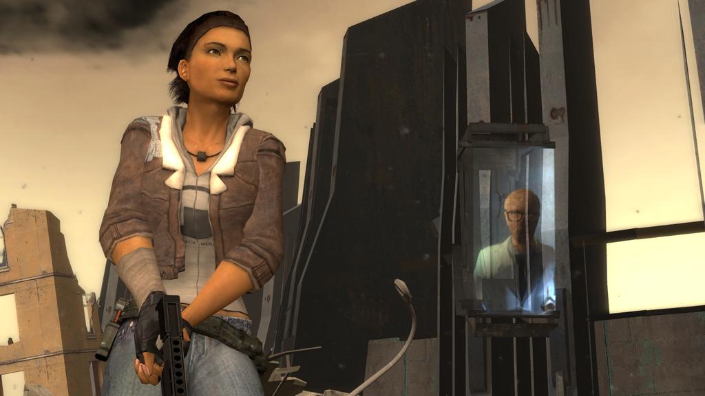 Half-Life 2: Episode One screenshot