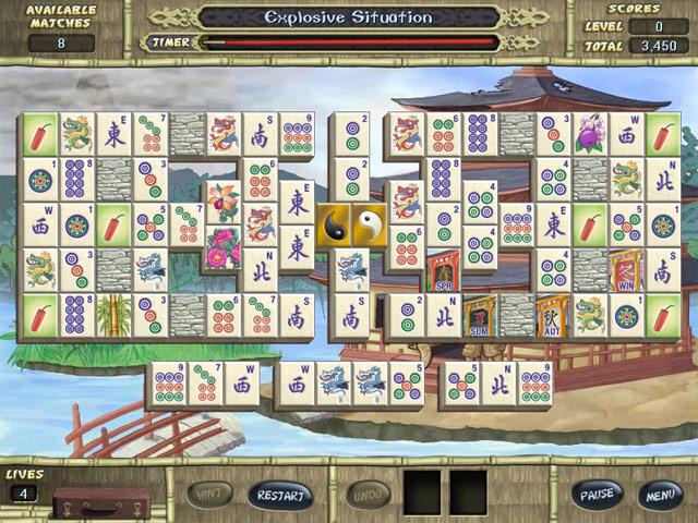 Mahjong Quest Collection screenshot