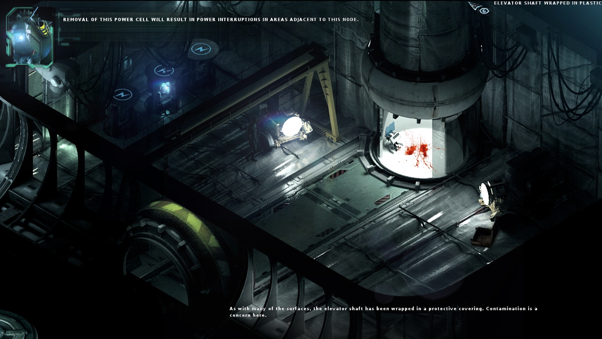 STASIS screenshot