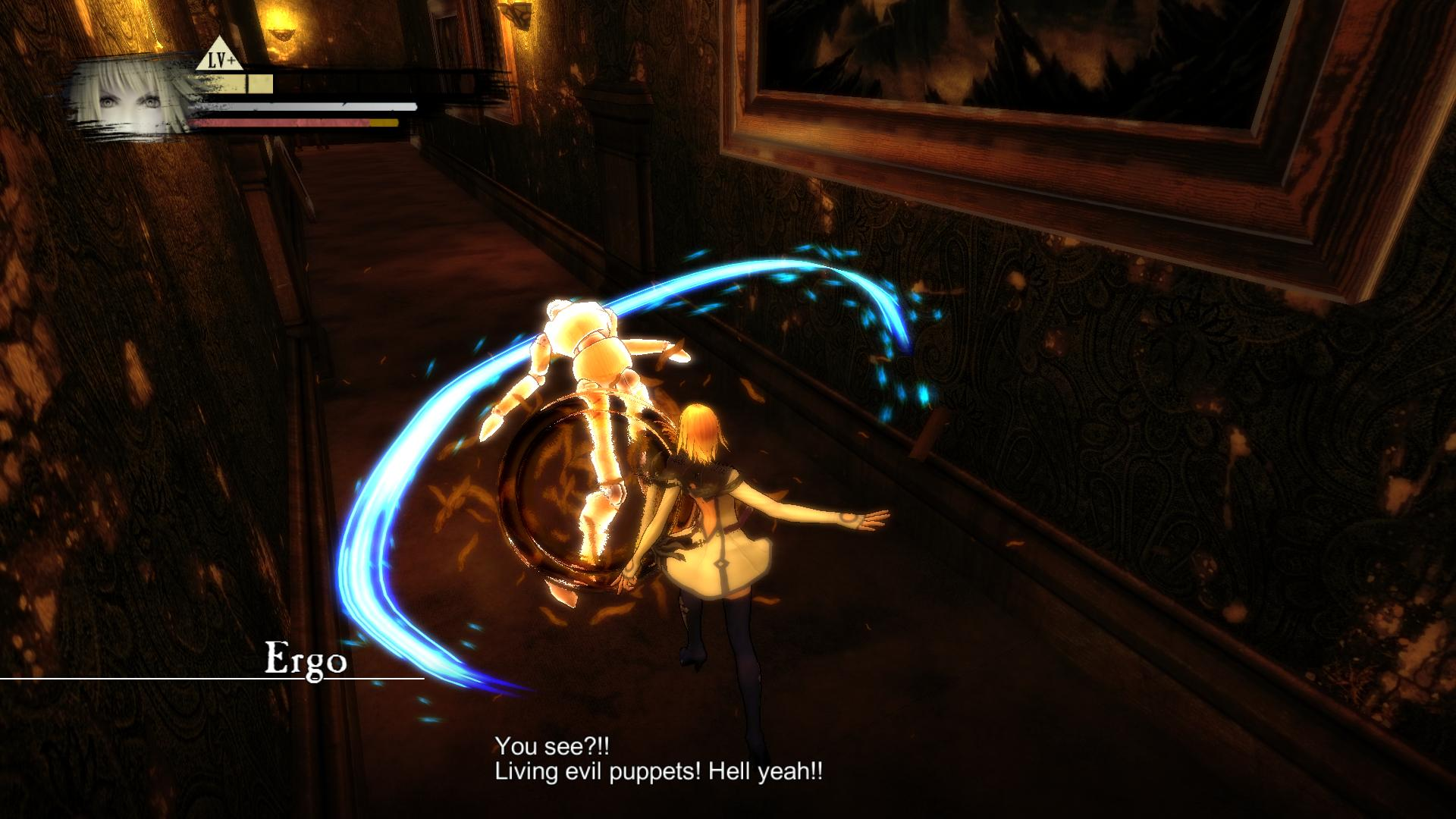 Anima Gate of Memories Screenshot 2
