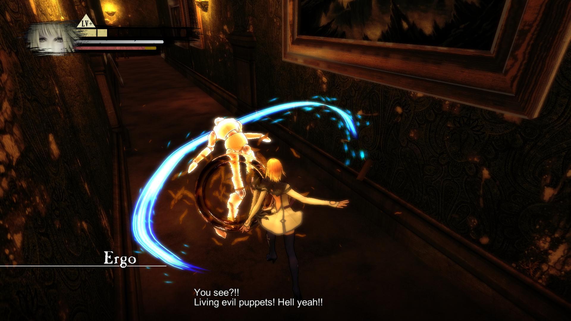 Anima: Gate of Memories screenshot